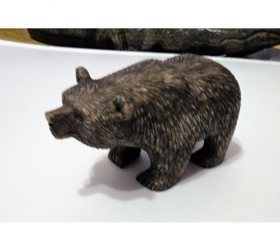 Bear walking 9 cm