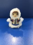 "Buy Souvenir Small Doll ""Northerner"" Symbolism of the North online in the online store"